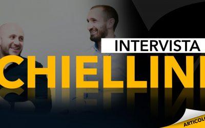 Dario Silvestri con Giorgio Chiellini: il carburante del cambiamento